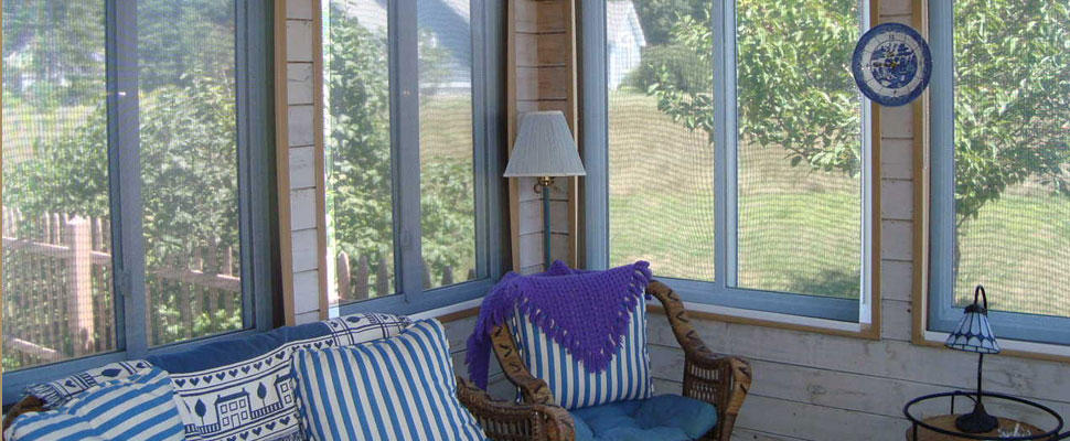 Sun Shades by Solarize Window Insulators of Arundel ME